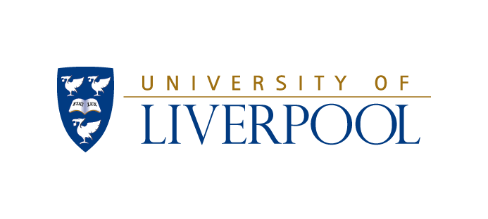 University of Liverpool Logo - link to  homepage